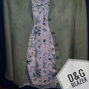 D&G Button Up Blazer